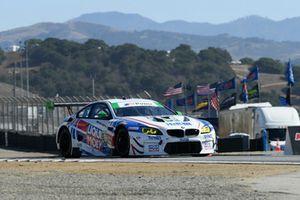 #96 Turner Motorsport BMW M6 GT3, GTD: Robby Foley, Bill Auberlen