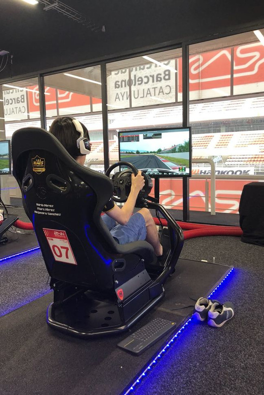 NWS eSports 24h SimRacing Circuit Barcelona-Catalunya