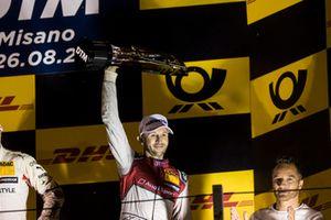 Podium: Third place René Rast, Audi Sport Team Rosberg