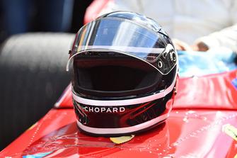 Jacky Ickx, Ferrari 312B helmet