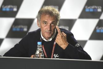 Franco Uncini, Officiel de sécurité FIM