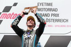 Podium: Francesco Bagnaia, Sky Racing Team VR46