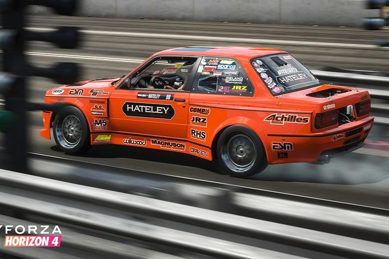 1989 Formula Drift BMW 325i