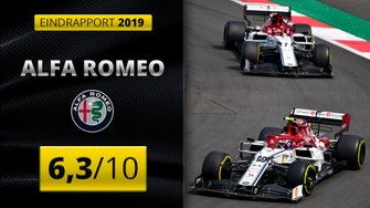 Eindrapport Alfa Romeo