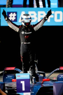 Sam Bird, Virgin Racing, Audi e-tron FE06, 1st position