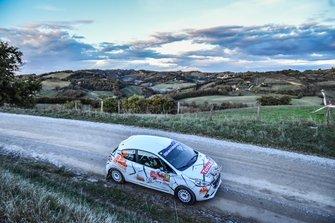Filippo Epis, Eneo Giatti, Peugeot 208 R2B, Destra 4