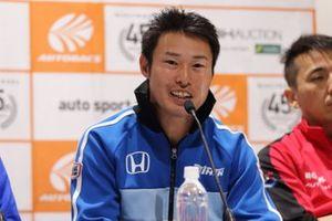 Koudai Tsukakoshi, #17 KEIHIN NSX-GT