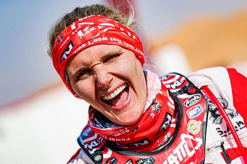 #117 KTM: Kirsten Landman