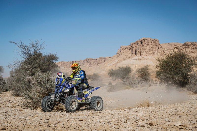 #268 Enrico Racing Team Yamaha: Italo Pedemonte