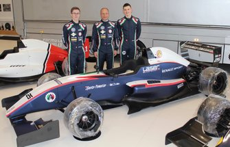 Loris Kyburz, Christophe Hurni, David Kullmann, Team Sport Promotion