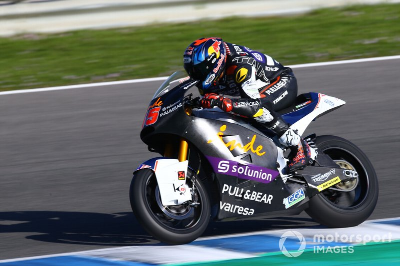 #55 Hafizh Syahrin, Angel Nieto Team