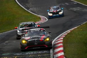 #48 Mercedes-AMG Team Mann Filter Mercedes-AMG GT3: Lance David Arnold, Tim Scheerbarth, Edoardo Mortara