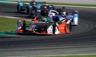 Lucas Di Grassi, Audi Sport ABT Schaeffler, Audi e-tron FE06 Alexander Sims, BMW I Andretti Motorsports, BMW iFE.20, Sébastien Buemi, Nissan e.Dams, Nissan IMO2