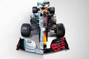 Mercedes F1 W11 vs. Red Bull RB16