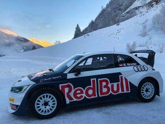 Marcel Hirscher, Audi RX S1
