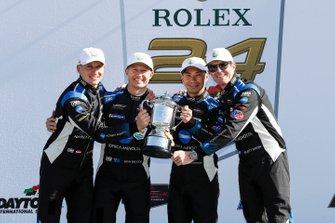1. #10 Konica Minolta Cadillac DPi-V.R. Cadillac DPi, DPi: Renger Van Der Zande, Ryan Briscoe, Scott Dixon, Kamui Kobayashi