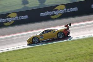 #488 Ferrari 488 Challenge, Kessel Racing: Liu Jinxiaorui