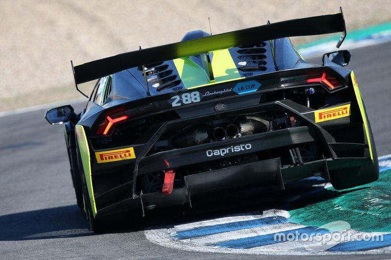 #288 Huracan Super Trofeo Evo, GDL Racing: Gabriele Murroni