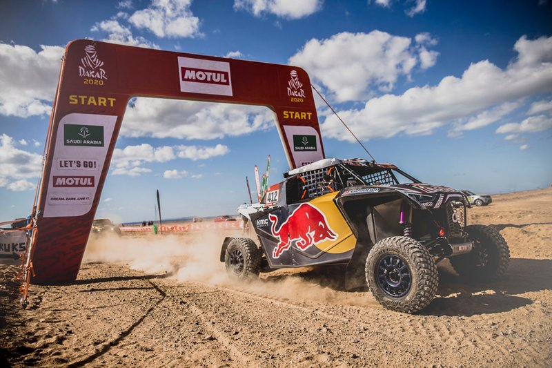 #412 Red Bull Off-Road Team USA OT3: Mitchell Guthrie, Ola Floene