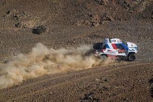 #320 Gazoo Racing Toyota: Ronan Chabot, Gilles Pillot