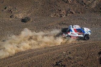 Ронан Шабо и Жиль Пийо, Overdrive Toyota, Toyota Hilux (№320)