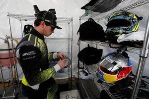 #12 AIM Vasser Sullivan Lexus RC-F GT3, GTD: Aaron Telitz