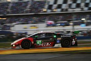 #47 Precision Performance Motorsports Lamborghini Huracan GT3: Brandon Gdovic, Eric Lux, Johnathan Hoggard, Mark Kvamme