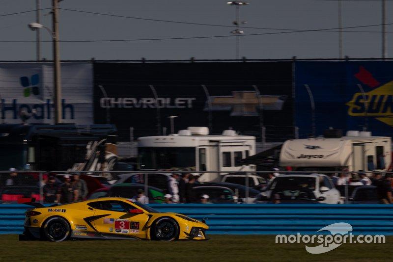 #3 Corvette Racing Corvette C8.R: Antonio Garcia, Jordan Taylor, Nick Catsburg