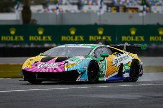#19 GEAR Racing powered by GRT Grasser Lamborghini Huracan GT3: Christina Nielsen, Katherine Legge, Tatiana Calderon, Rahel Frey
