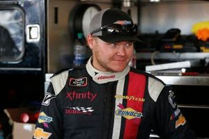 Ronnie Bassett Jr., DGM Racing, Chevrolet Camaro Down Syndrome Awareness