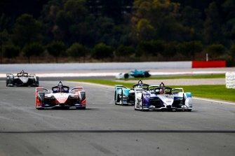 Maximillian Gunther, BMW I Andretti Motorsports, BMW iFE.20 Jérôme d'Ambrosio, Mahindra Racing, M6Electro, James Calado, Jaguar Racing, Jaguar I-Type 4