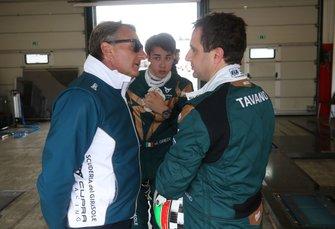 Tarcisio Bernasconi, Matteo Greco, Salvatore Tavano, Scuderia del Girasole by Cupra Racing