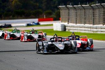 Sébastien Buemi, Nissan e.Dams, Nissan IMO2 Pascal Wehrlein, Mahindra Racing, M6Electro, Daniel Abt, Audi Sport ABT Schaeffler, Audi e-tron FE06