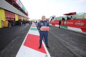 Ferrari-Weltfinale 2019 in Mugello