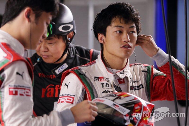 Кента Ямасита и Юдзи Кунимото, Kondō Racing