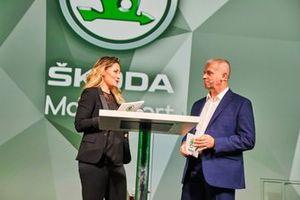 SKODA Motorsport annual conference