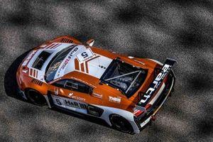 #5 Uwe Alzen Automotive Audi R8 GT3 Evo: Uwe Alzen, Martin Konrad, Dietmar Haggenmueller