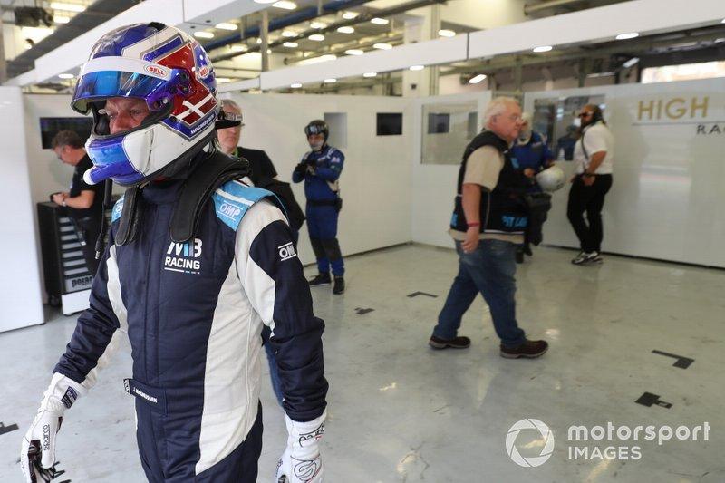 #33 High Class Racing Oreca 07: Jan Magnussen
