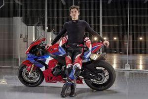 MotoGP-Weltmeister Marc Marquez mit der Honda CBR1000RR-R für die Superbike-WM 2020