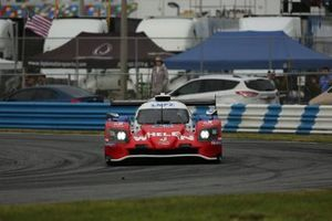#2 Rick Ware Racing Multimatic/Riley LMP2 Gibson: Mark Kvamme, Cody Ware, James Davison, Jonathan Hoggard