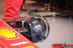 Ferrari SF1000 front brake