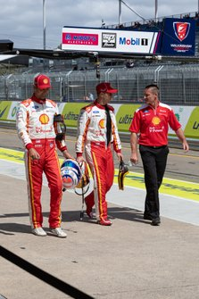 Fabian Coulthard, DJR Team Penske Ford, Scott McLaughlin, DJR Team Penske Ford