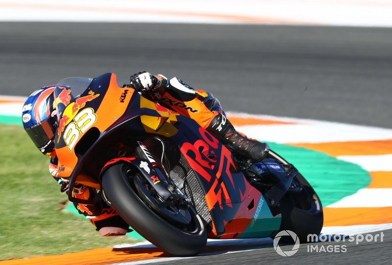#33 Brad Binder (Red Bull KTM Factory Racing)