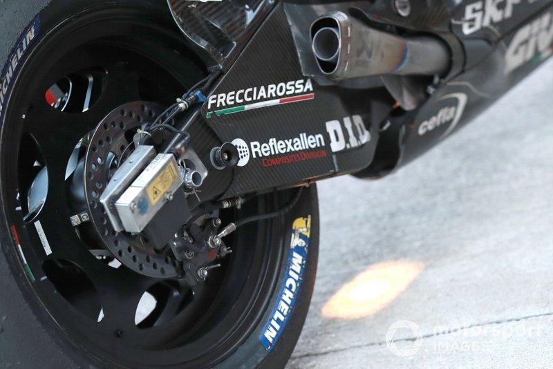 Moto di Cal Crutchlow, Team LCR Honda