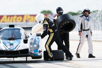 #75 Performance Tech Motorsports Ligier JS P3: Cameron Cassels, Max Hanratty