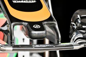Voorvleugel Haas F1 Team VF-19