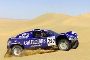 #250 Jean-Louis Schlesser, Henri Magne, Buggy-Mégane Schlesser-Renault X 301