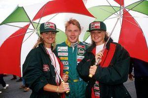 Mika Hakkinen, Lotus, al GP di Gran Bretagna del 1992