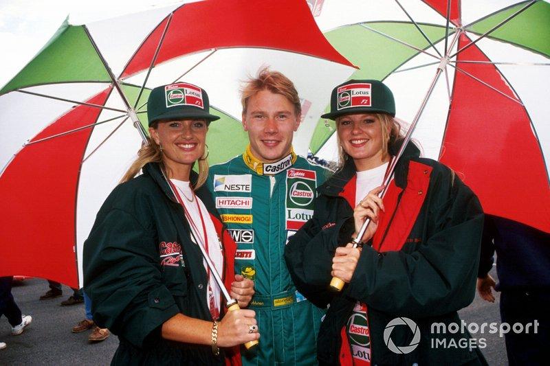 4º puesto: Mika Hakkinen (5 hijos)