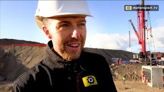 Interview met Jarno Zaffelli over de verbouwing van Circuit Zandvoort